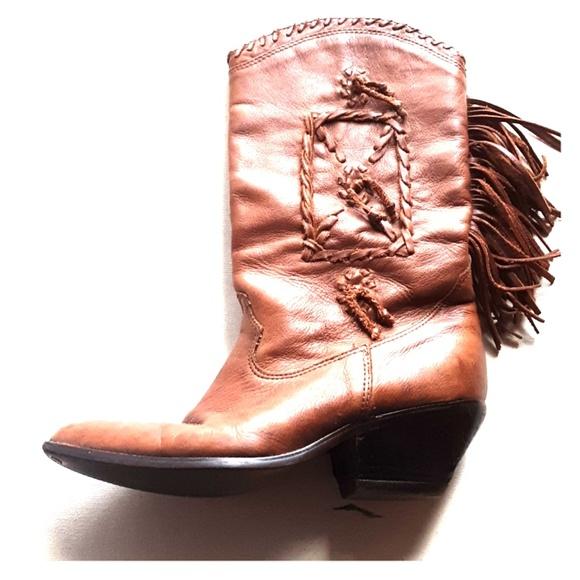 17bcacf434d {Zodiac} Carson Cowboy Boots